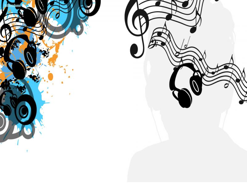 Music Presentation Template from www.ppt-backgrounds.net