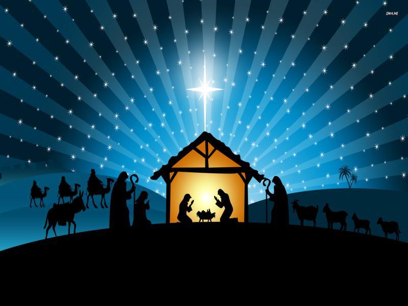 Nativity Clipart Backgrounds