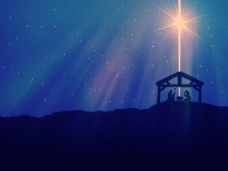 nativity frame backgrounds for powerpoint templates