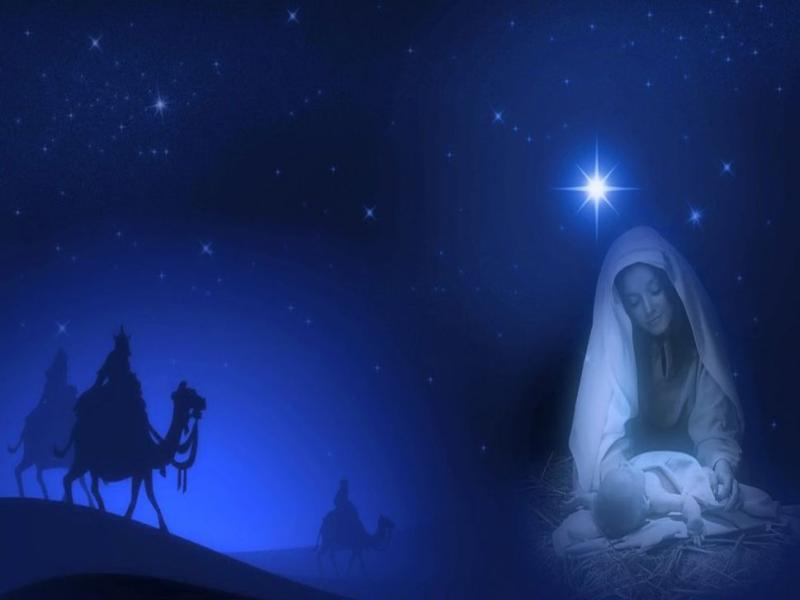 Nativity Photo Backgrounds