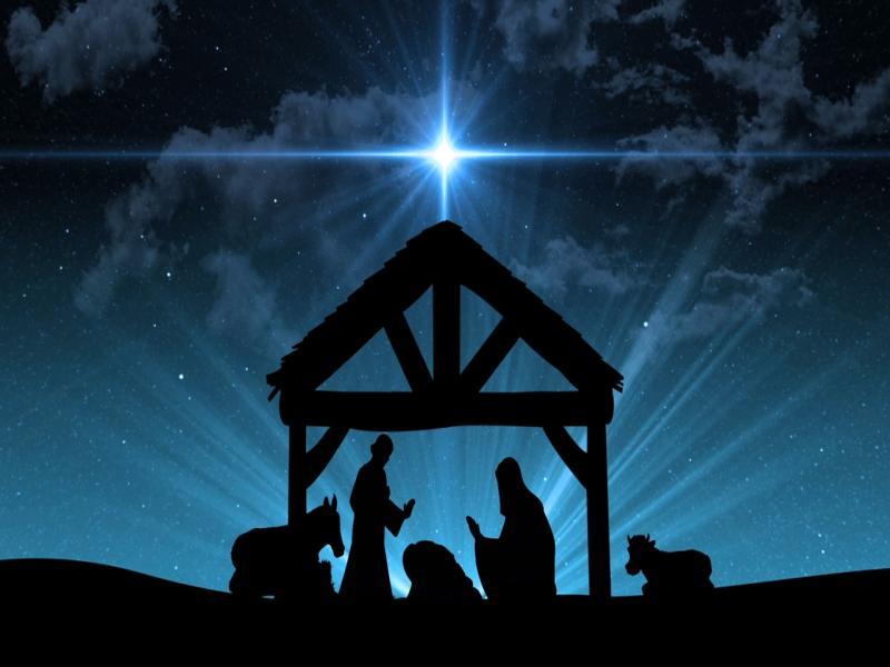 Nativity Slides Backgrounds