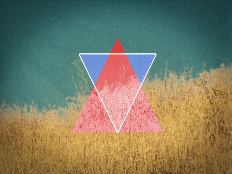 Natural Triangle Hd Picture Backgrounds