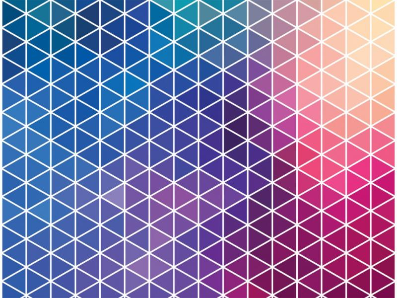Neon Pattern Clipart Backgrounds