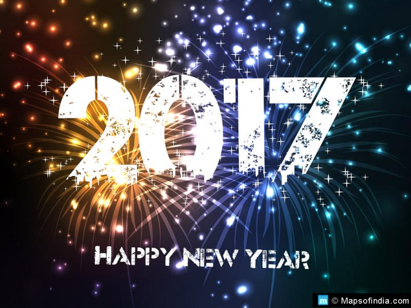 New Years and Images Template Backgrounds