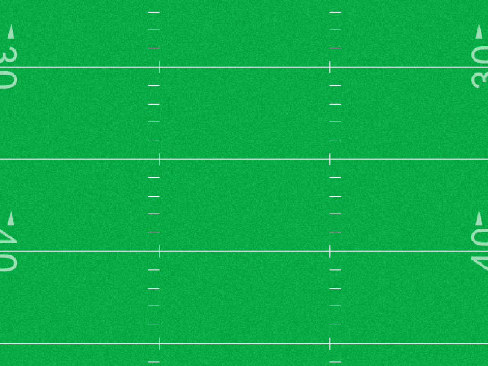 Nfl Football Field Backgrounds for Powerpoint Templates - PPT Backgrounds
