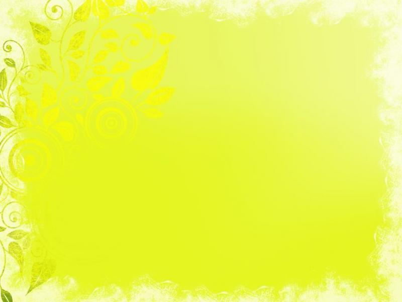 Nice Of Yellow Ornament For Presentation   Clipart Backgrounds