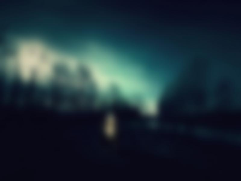 Night Blurry Design Backgrounds