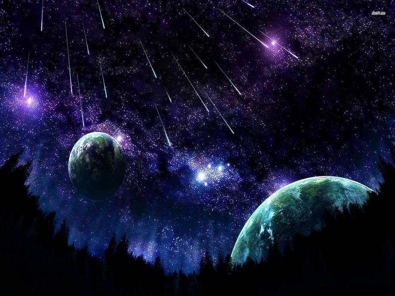 Night Skys Backgrounds