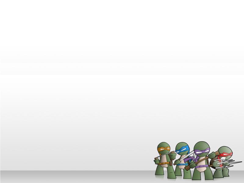 Ninja Turtles Backgrounds
