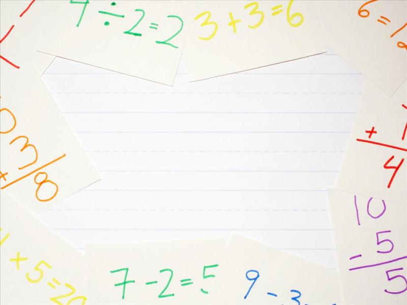 Numbers Math Backgrounds For Powerpoint Templates Ppt Backgrounds