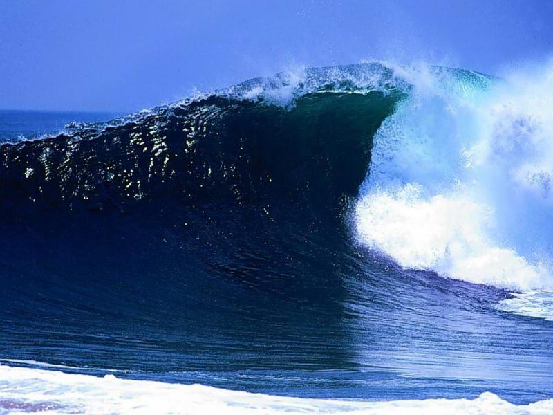 ocean powerpoint ocean waves powerpoint template ocean art