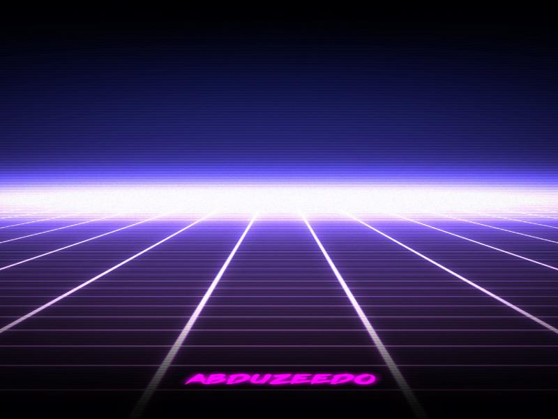 Of The Week 80s Template Backgrounds For Powerpoint