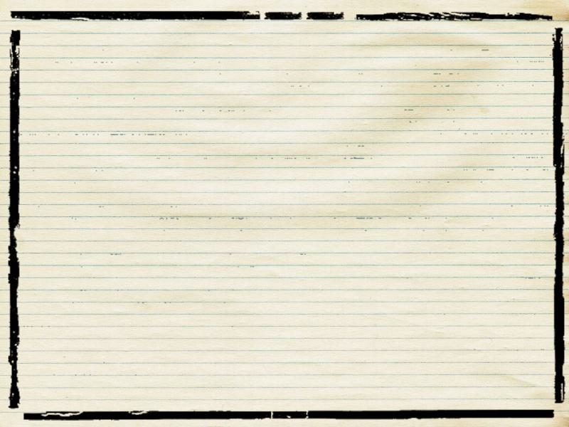 old lined paper frame backgrounds for powerpoint templates ppt