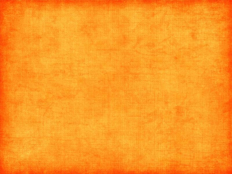 Orange Presentation Backgrounds