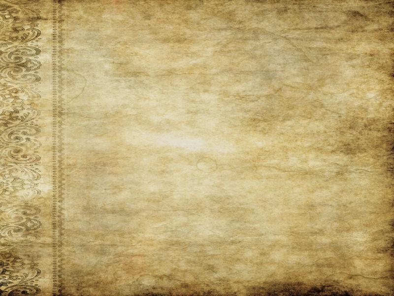 Parchment Presentation Backgrounds