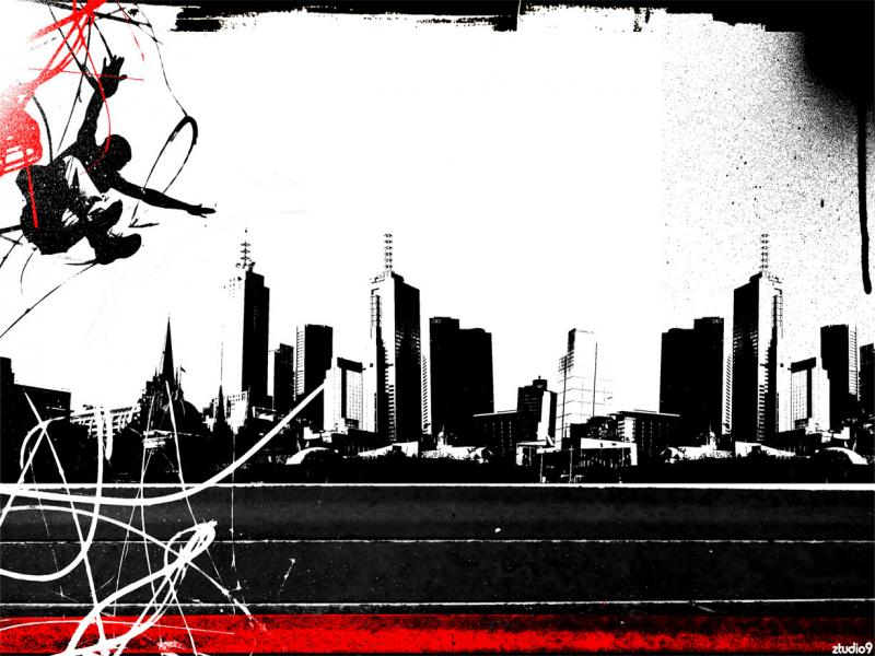 Parkour Art Of Motion Urban Design Backgrounds
