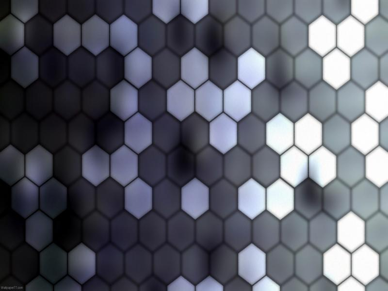 Pattern Gray Hexagons Graphic Backgrounds