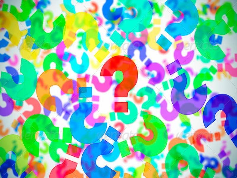 pics photos question marks template backgrounds for