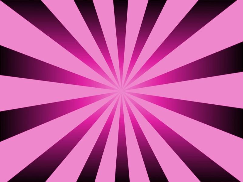 Pink Sunburst Backgrounds