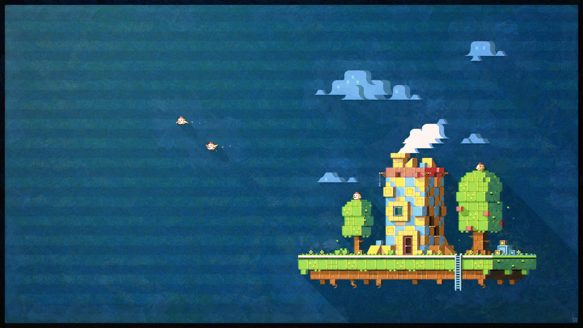 Pixel Arts Album On Imgur Pixel Art Hd Backgrounds