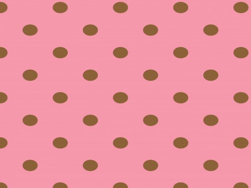 Polka Dots Template Backgrounds