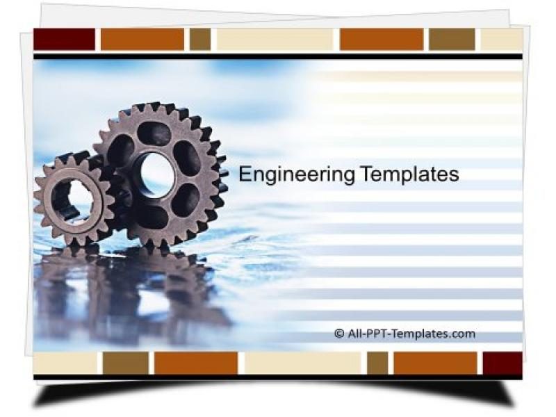 PowerPoint Engineering Templates Main Page Photo Backgrounds for ...