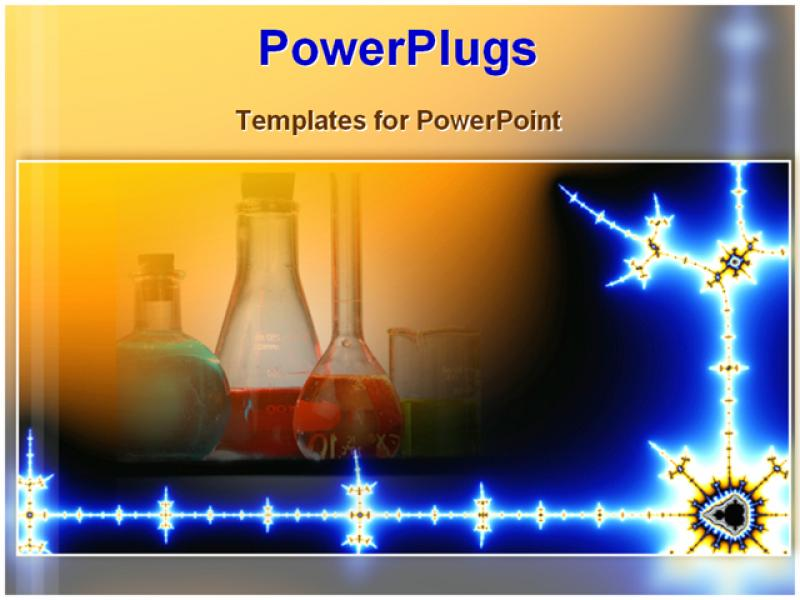 Powerpoint Science Presentation Backgrounds