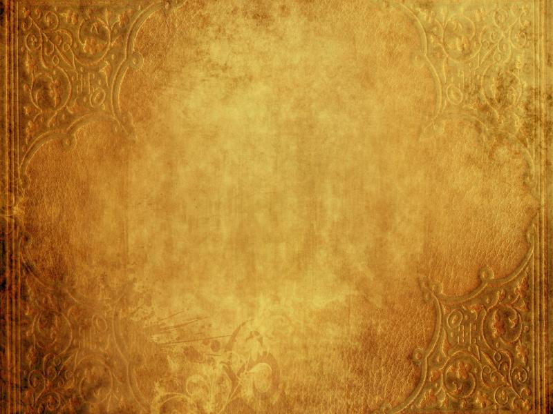 Ppt Golden Clip Art Backgrounds