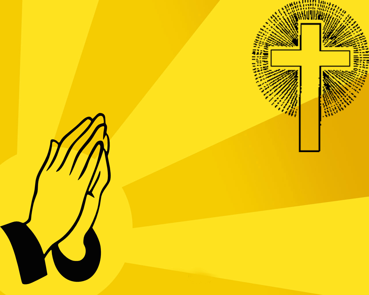 pray of christian backgrounds for powerpoint templates ppt backgrounds