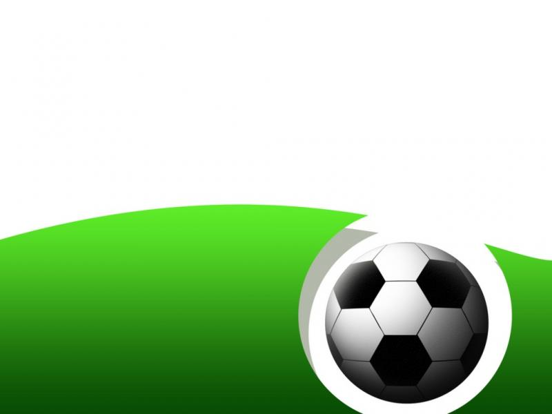 Presentation Soccer Football Backgrounds For Powerpoint