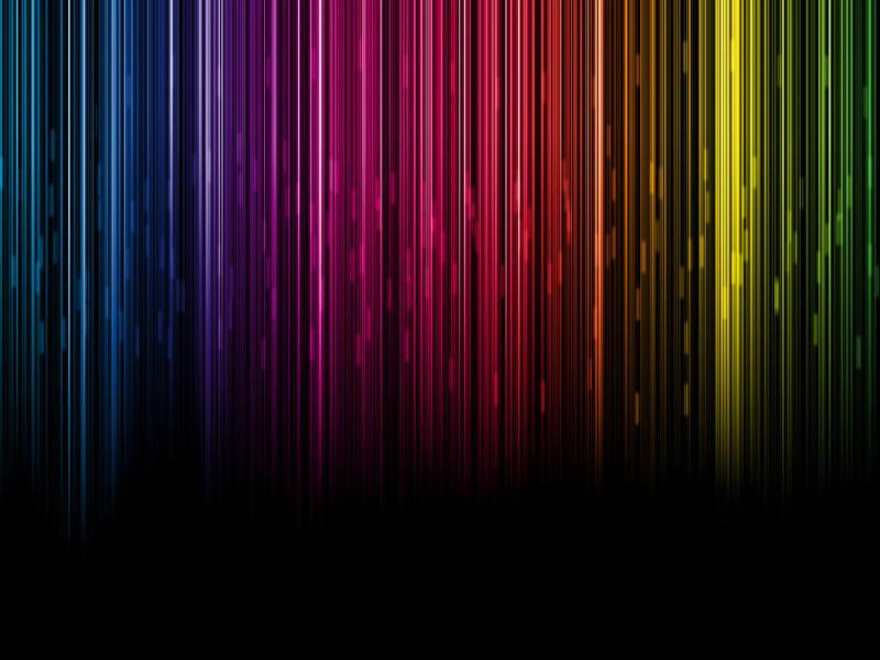 Rainbow Gay Abstract Rainbow Presentation Backgrounds