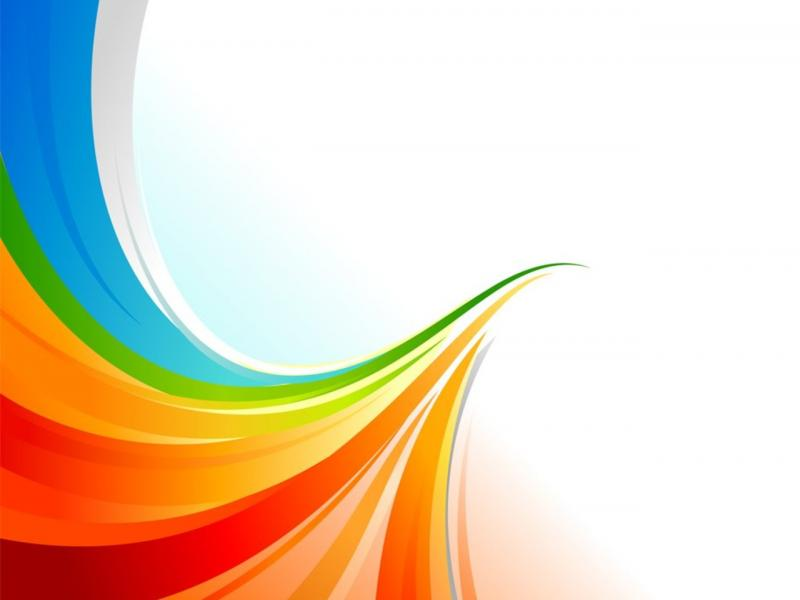 Rainbow Slides Backgrounds