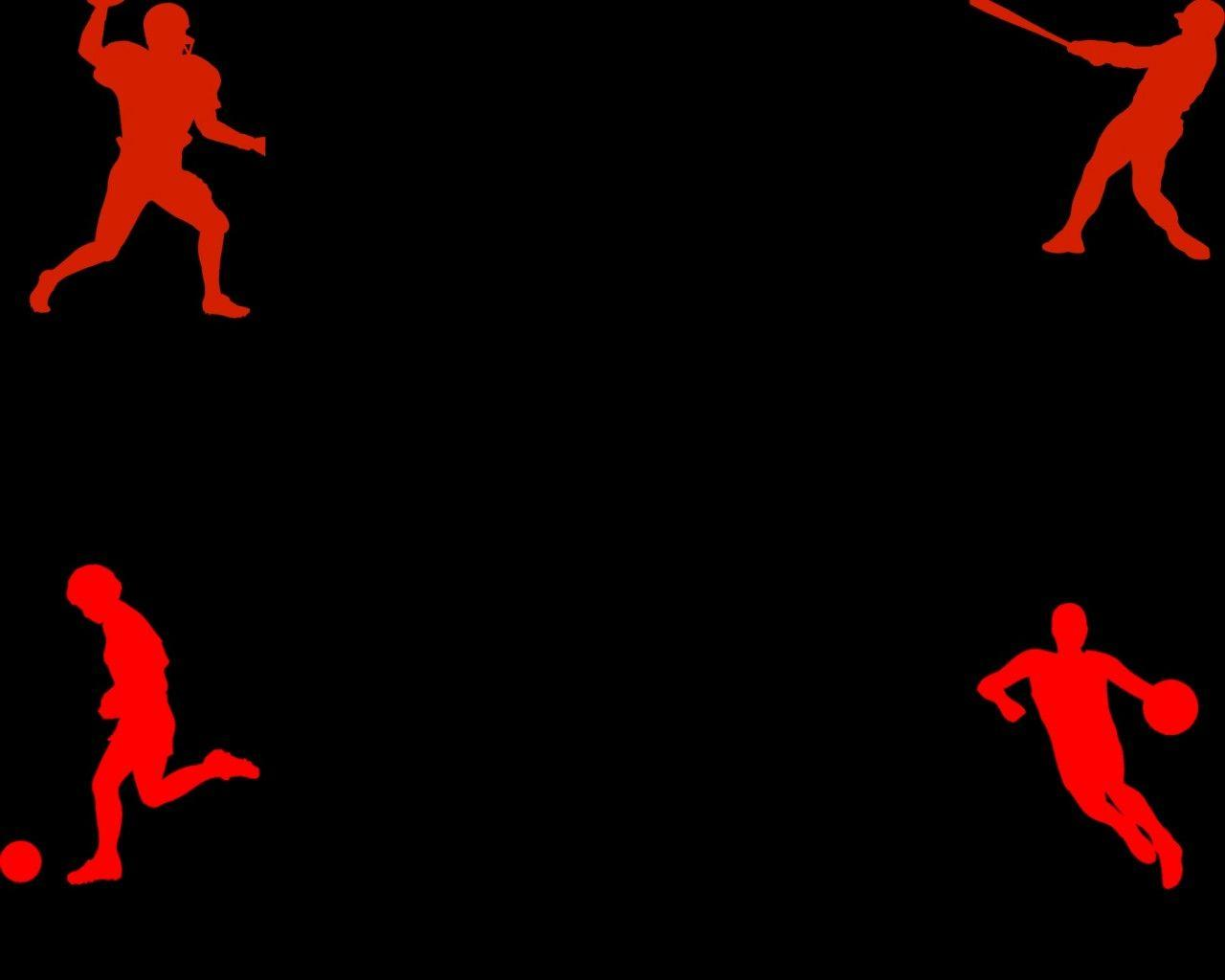 Red Cool Sport Backgrounds