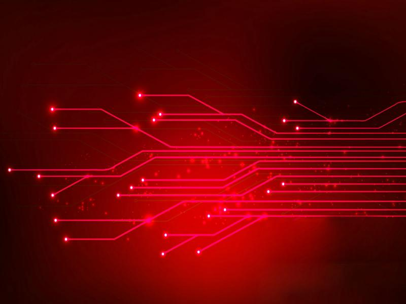 Red Free Download PPT Backgrounds