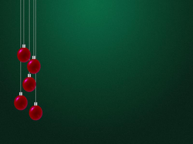 Red Green Christmas Art Backgrounds