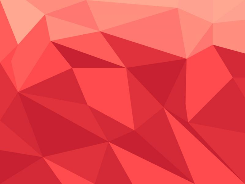 Red Low Poly  Stock Graphics  Images Slides Backgrounds