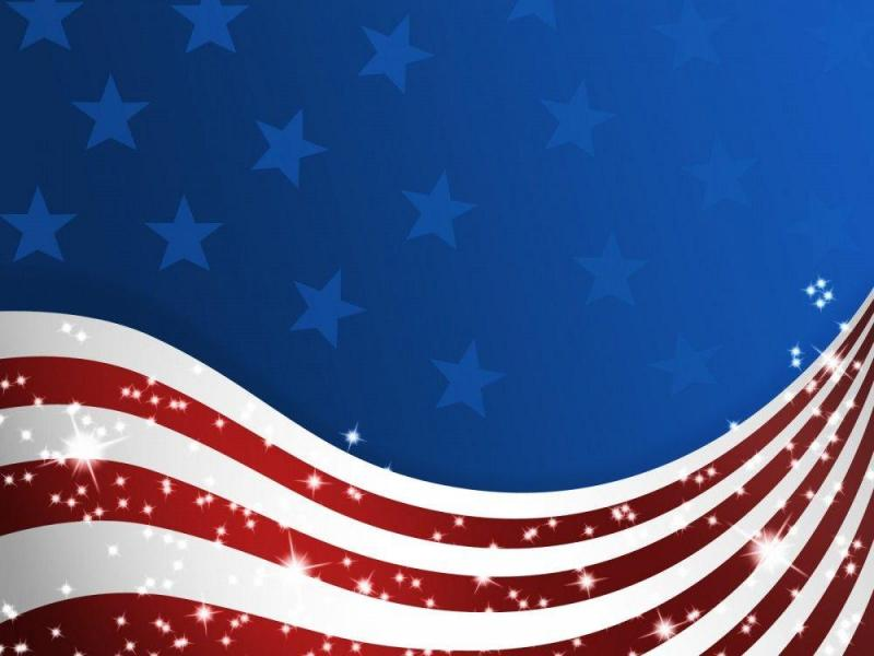 Red White And Blue Backgrounds For Powerpoint Templates Ppt Backgrounds
