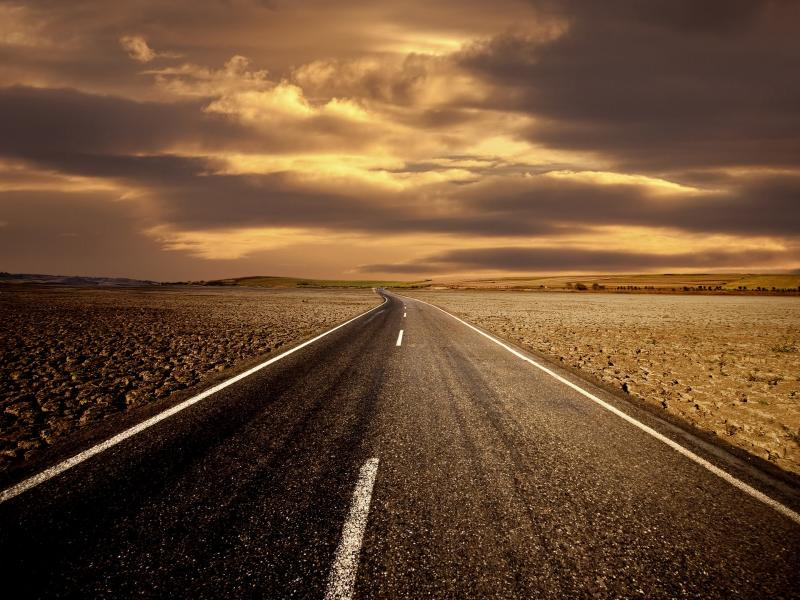 road image backgrounds for powerpoint templates