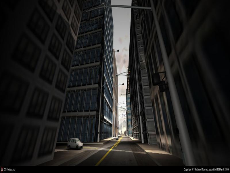 Romantic Urban Backgrounds