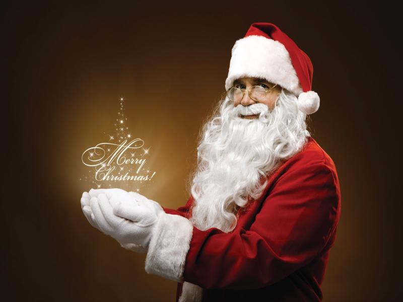 Santa Claus Picture Backgrounds