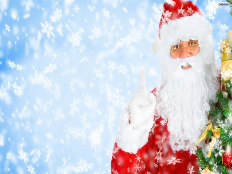 Santa Claus Wallpaper Backgrounds