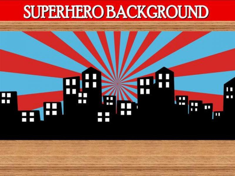 Scape  Super Hero Party Superheroes Birthday Super Hero   Design Backgrounds