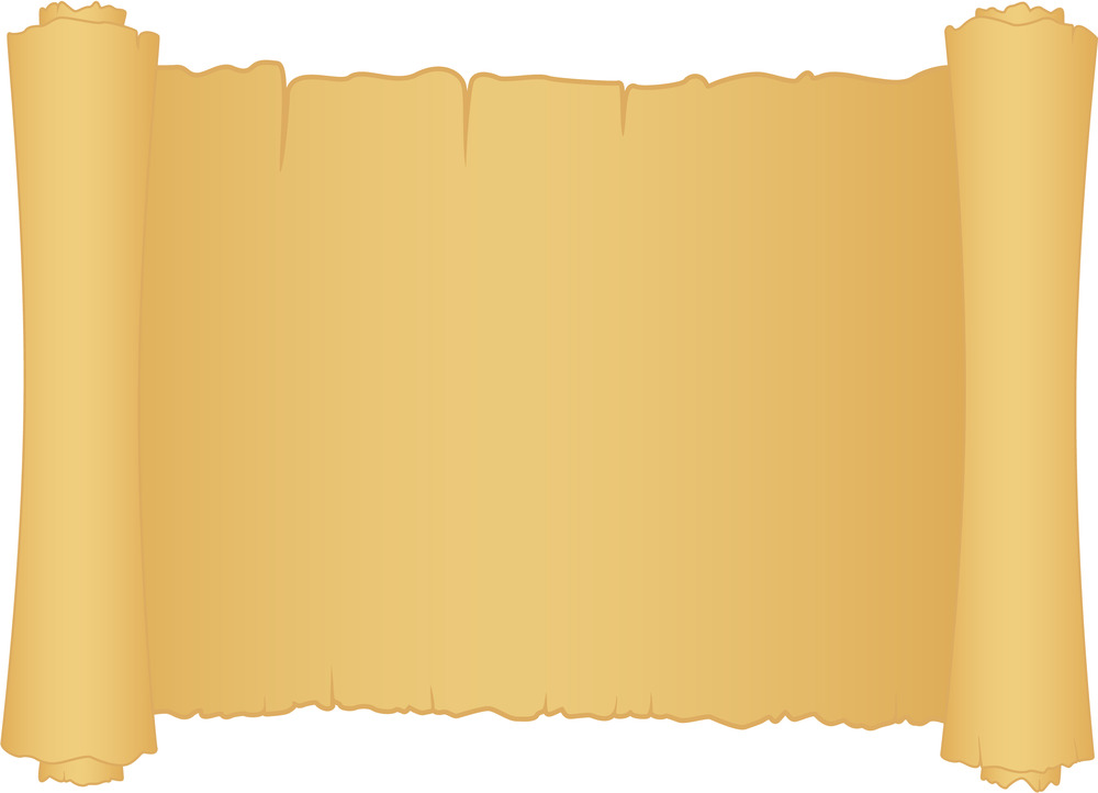 Scroll Unique Frame Backgrounds For Powerpoint Templates Ppt Backgrounds