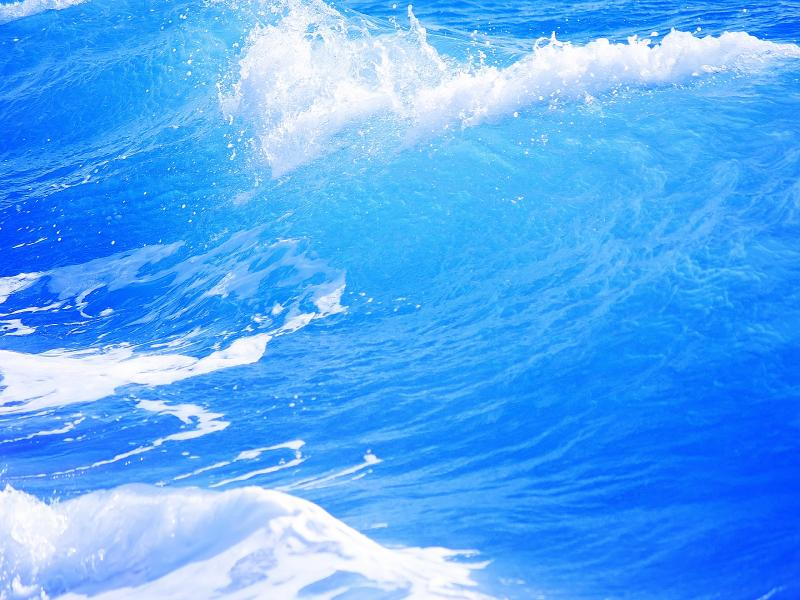 Sea Waves Quality Backgrounds