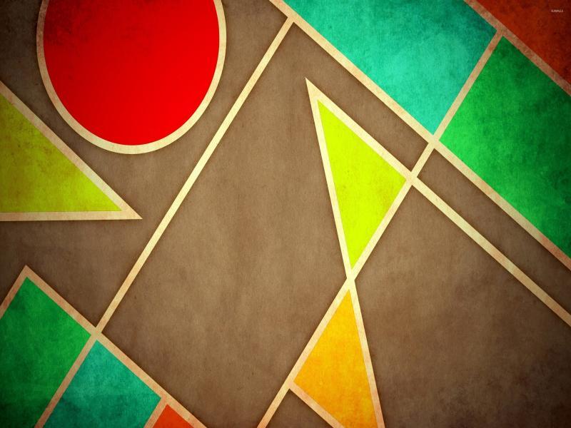 Shapes Slides Backgrounds