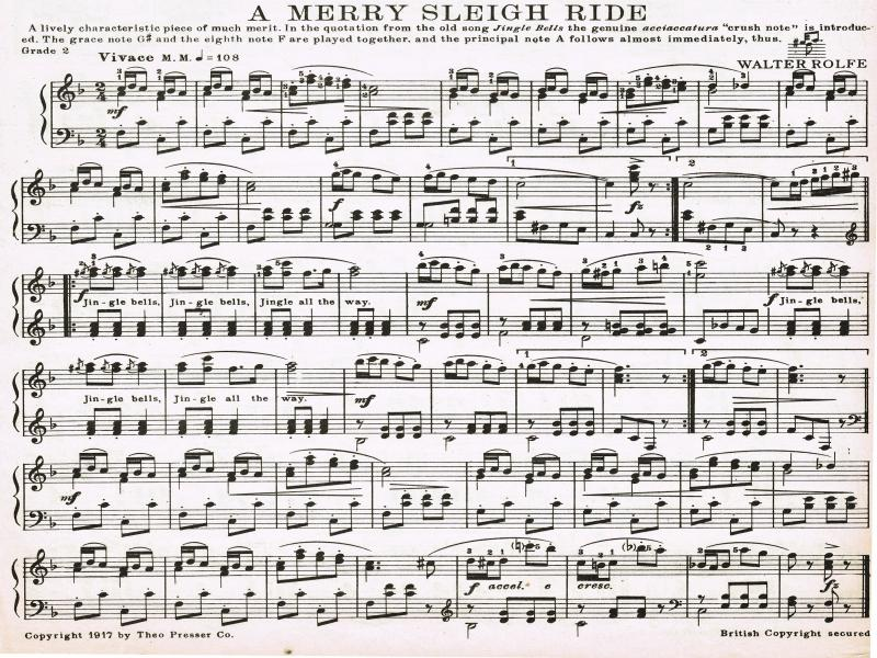 Sheet Music Sheet Music For The Template Backgrounds For Powerpoint