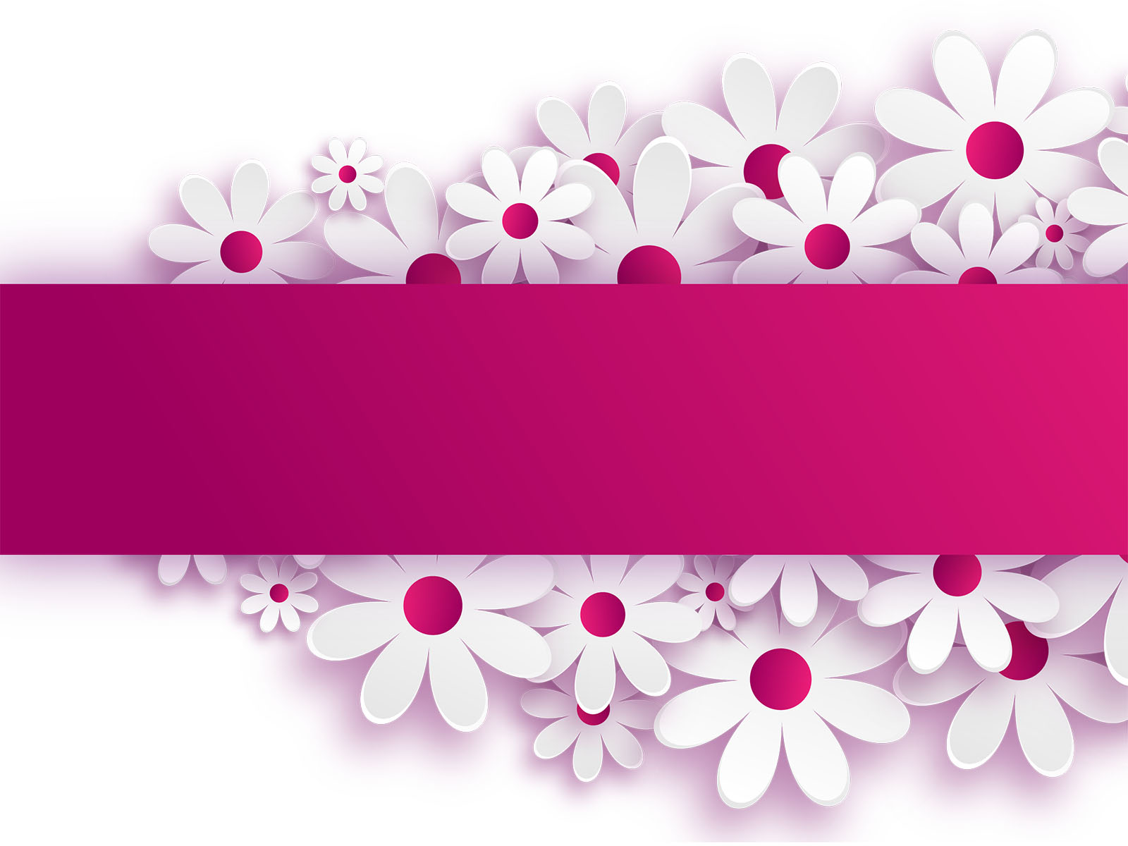 signboard flower backgrounds for powerpoint templates - ppt, Modern powerpoint