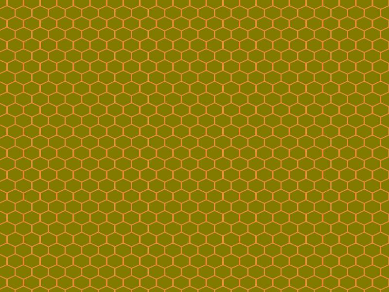 Simple Hexagon Honeycomb Image Design Backgrounds