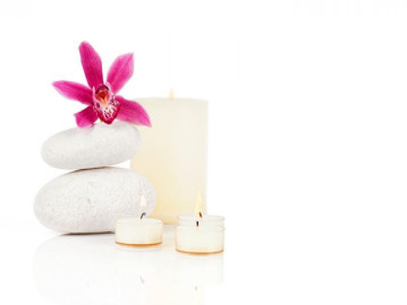 simple spa clip art backgrounds for powerpoint templates