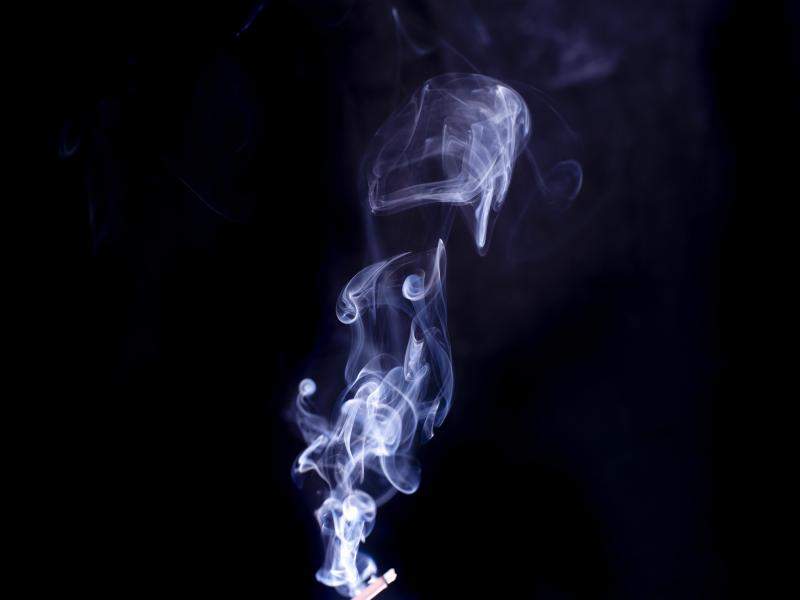 Smoke Photo Backgrounds For Powerpoint Templates Ppt Backgrounds